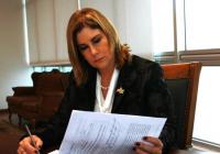 """Magistrada Nancy Hernández: """"Sin equidad de género no hay desarrollo posible"""""""