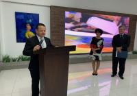 Sala Constitucional rinde homenaje Rafa Fernández con exposición abierta al público