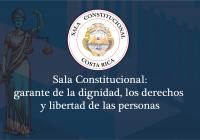 Sala Constitucional pone a disposición de personas usuarias guía sobre funcionamiento del Tribunal