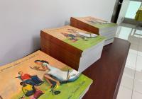 Libro de la Sala Constitucional le enseña a niños y niños acerca del funcionamiento del Tribunal